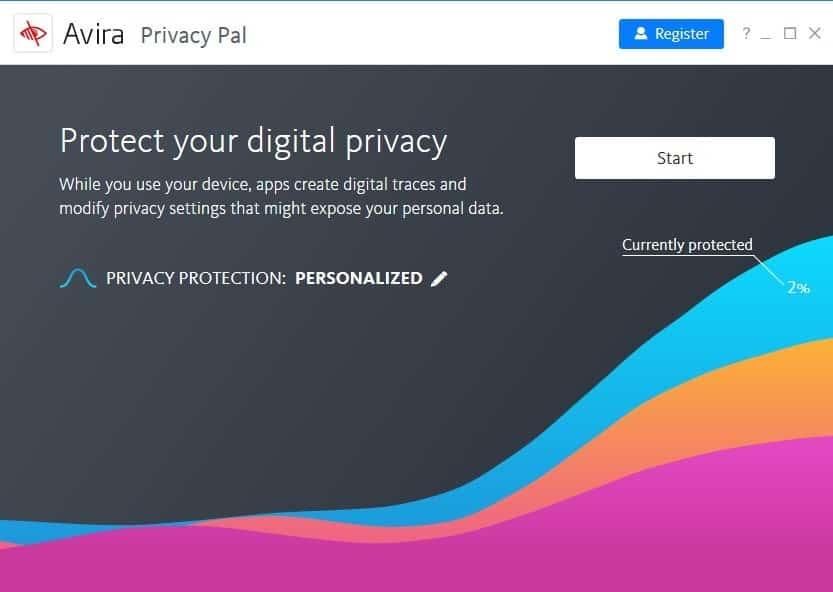 avira privacy pal