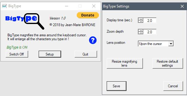 bigtype software