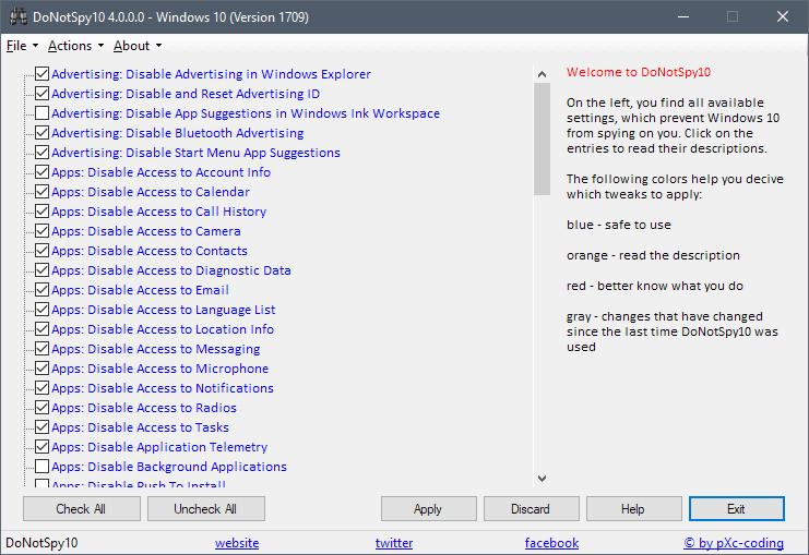 donotspy10 4.0
