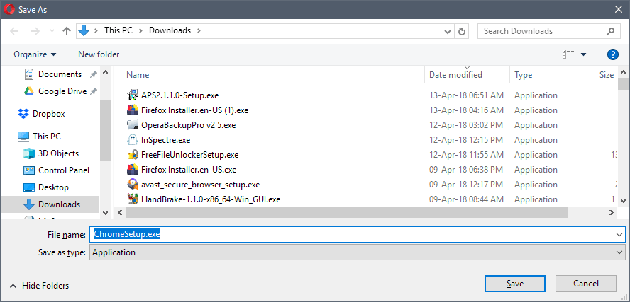 software download tracking