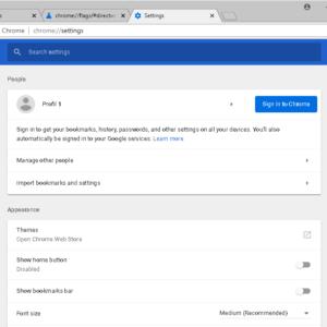 Fix Google Chrome's font looking off - gHacks Tech News