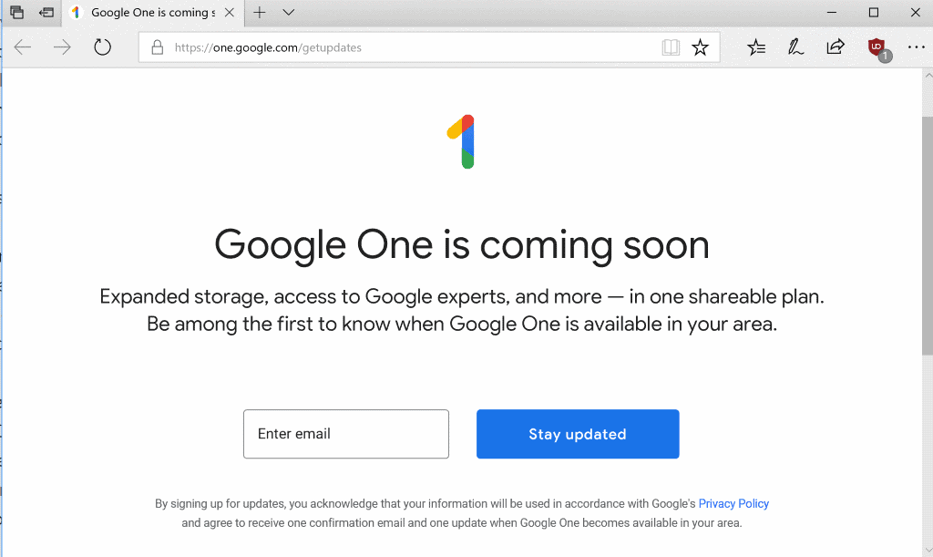 Google Drive changes: Google One and price drops