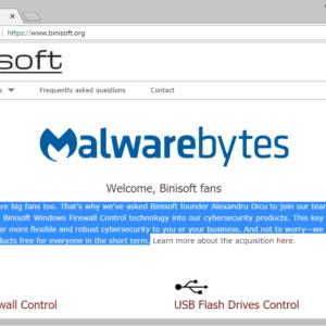 binisoft windows firewall control malwarebytes