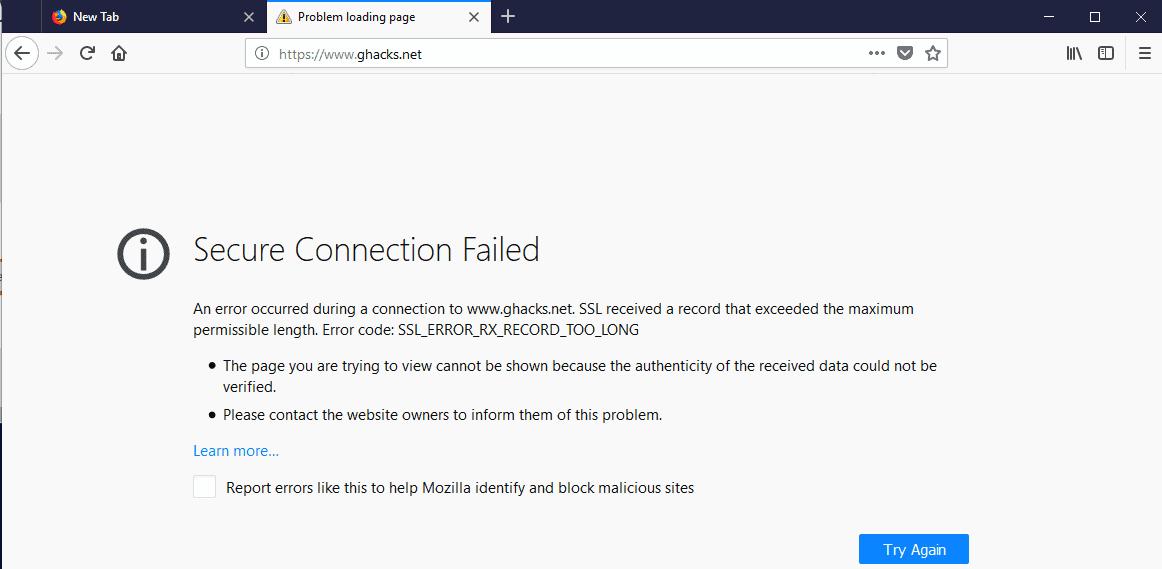 Pdf Firefox Problem