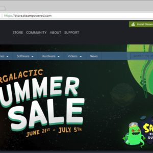 steam sale 2018
