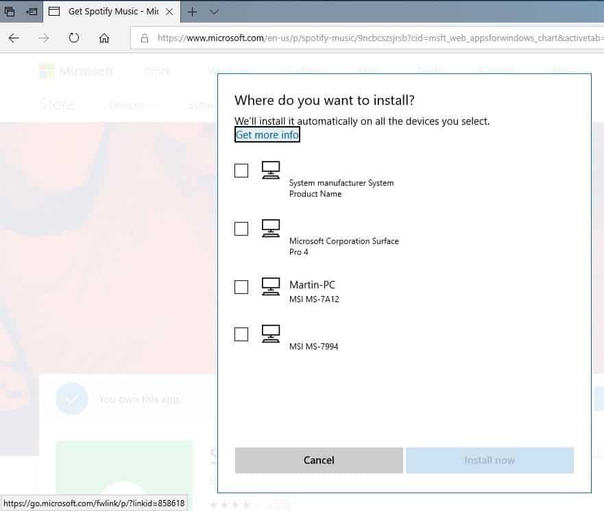 windows 10 remote install