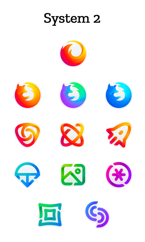 firefox design system two