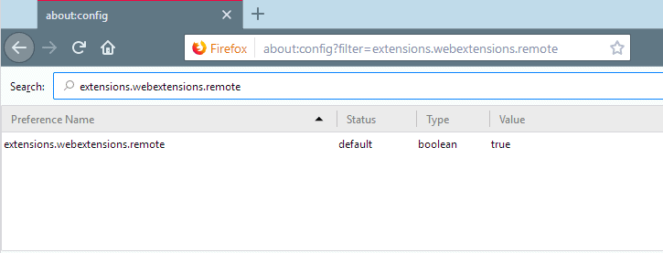firefox out-of-process linux
