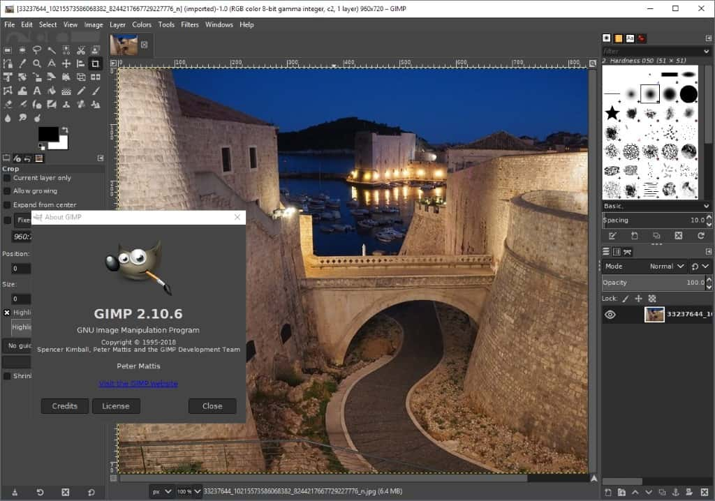 download gimp for windows 7 full version