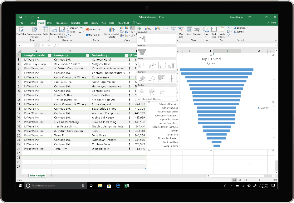 The new Office 2019 is here and it's Windows 10 exclusive