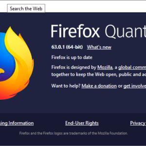 firefox 63.0.1