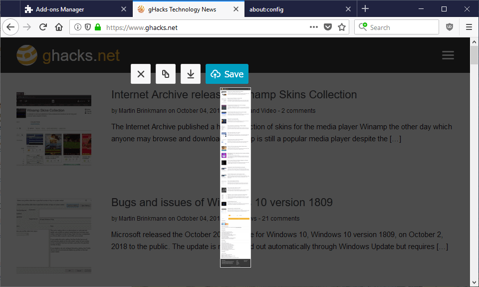 Web Developer Toolbar Firefox