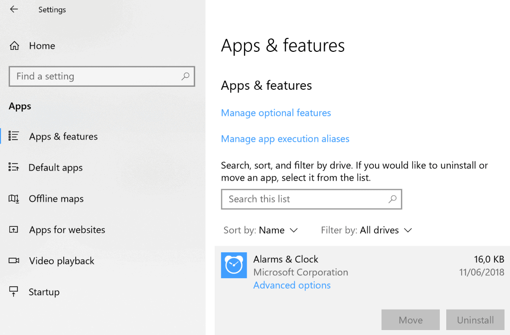 Windows 10 users may soon uninstall more native apps