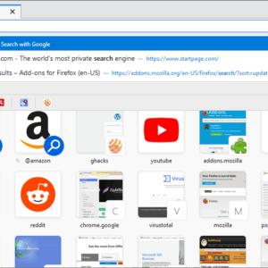 firefox tab search