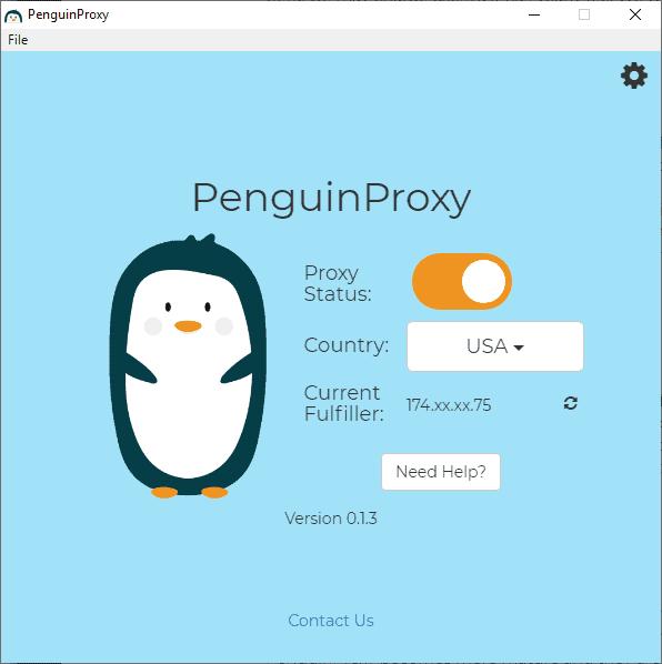 penguin proxy