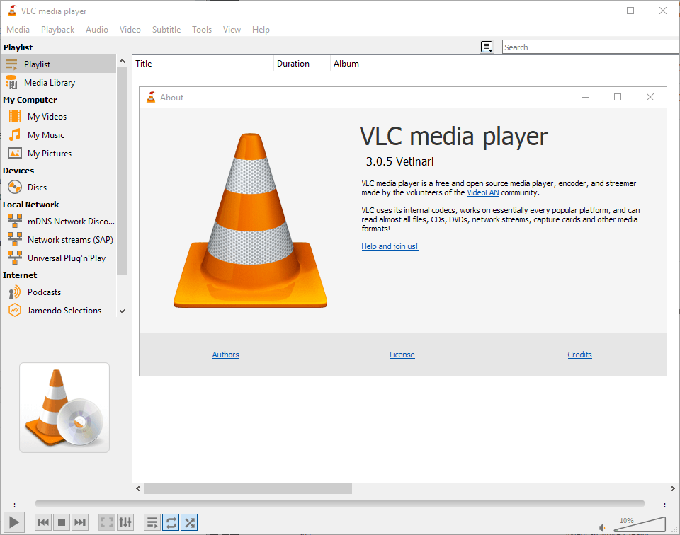 vlc player download for pc new version 2018