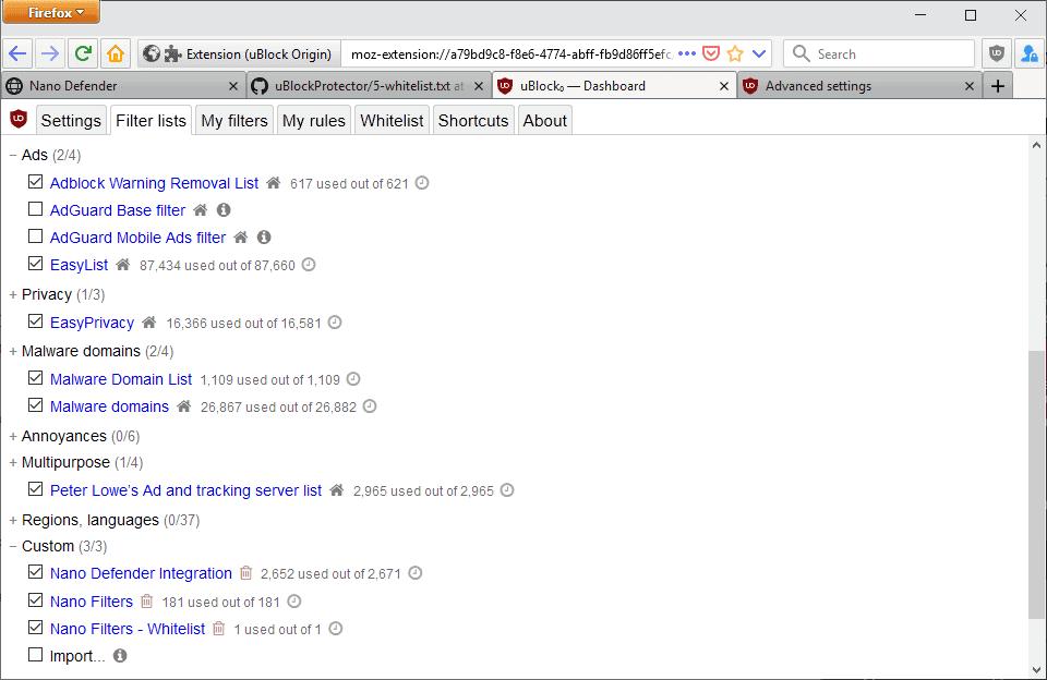 ublock origin anti-adblocking