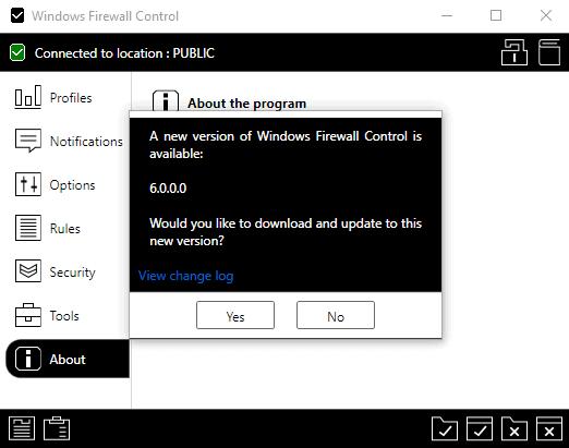 windows firewall control 6