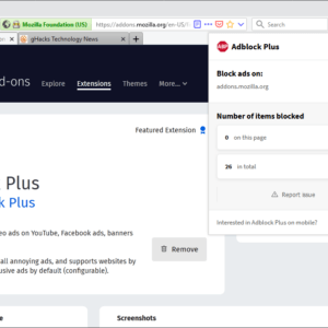 adblock plus improvements