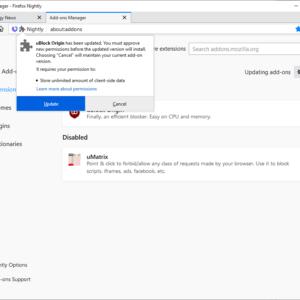 ublock origin permissions