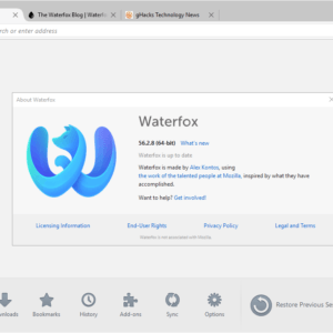 waterfox 56.2.8