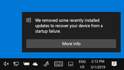 we-removed-some-recently-installed-updates-to-recover-your-device-from-a-startup-failure