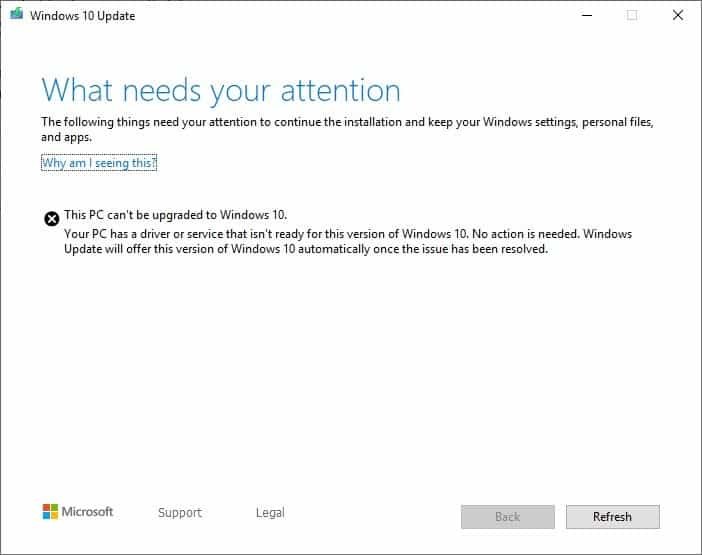 what drivers do i need for new pc windows 10