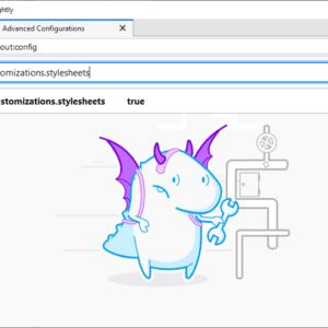 firefox toolkit.legacyUserProfileCustomizations.stylesheets