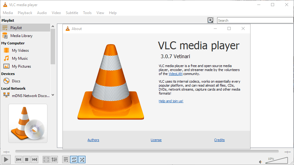 VLC Media Player 3.0.7 released: security updates and improvements