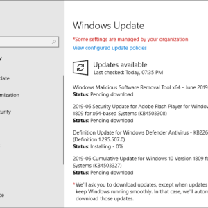 windows security updates june 2019