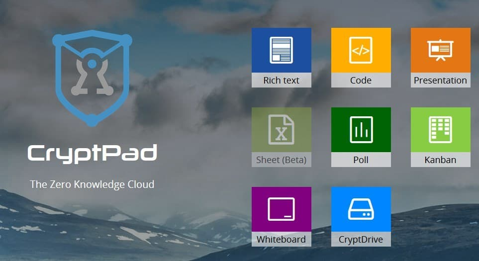 CryptPad is a privacy friendly alternative for Google Docs and Office Online