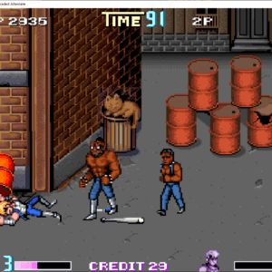 double dragon reloaded pc
