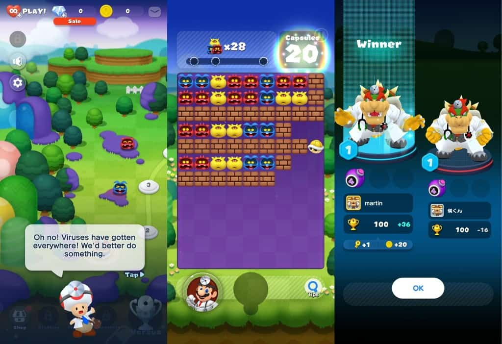 dr.mario world game android