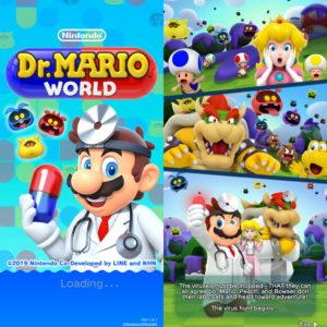 dr.mario world nintendo