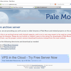pale-moon archive server breach