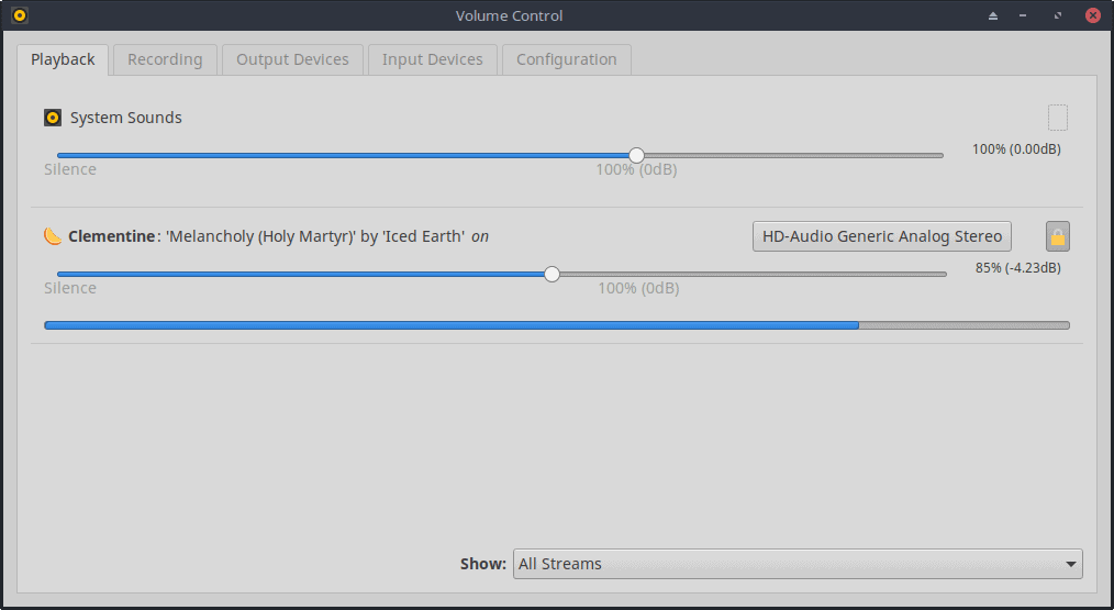 Fix For No Sound Issue On Linux When Using Headphones Ghacks Tech News