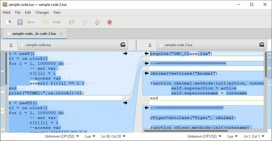 Meld is an excellent file comparison tool for Windows and Linux