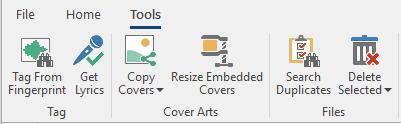 Metatogger tools