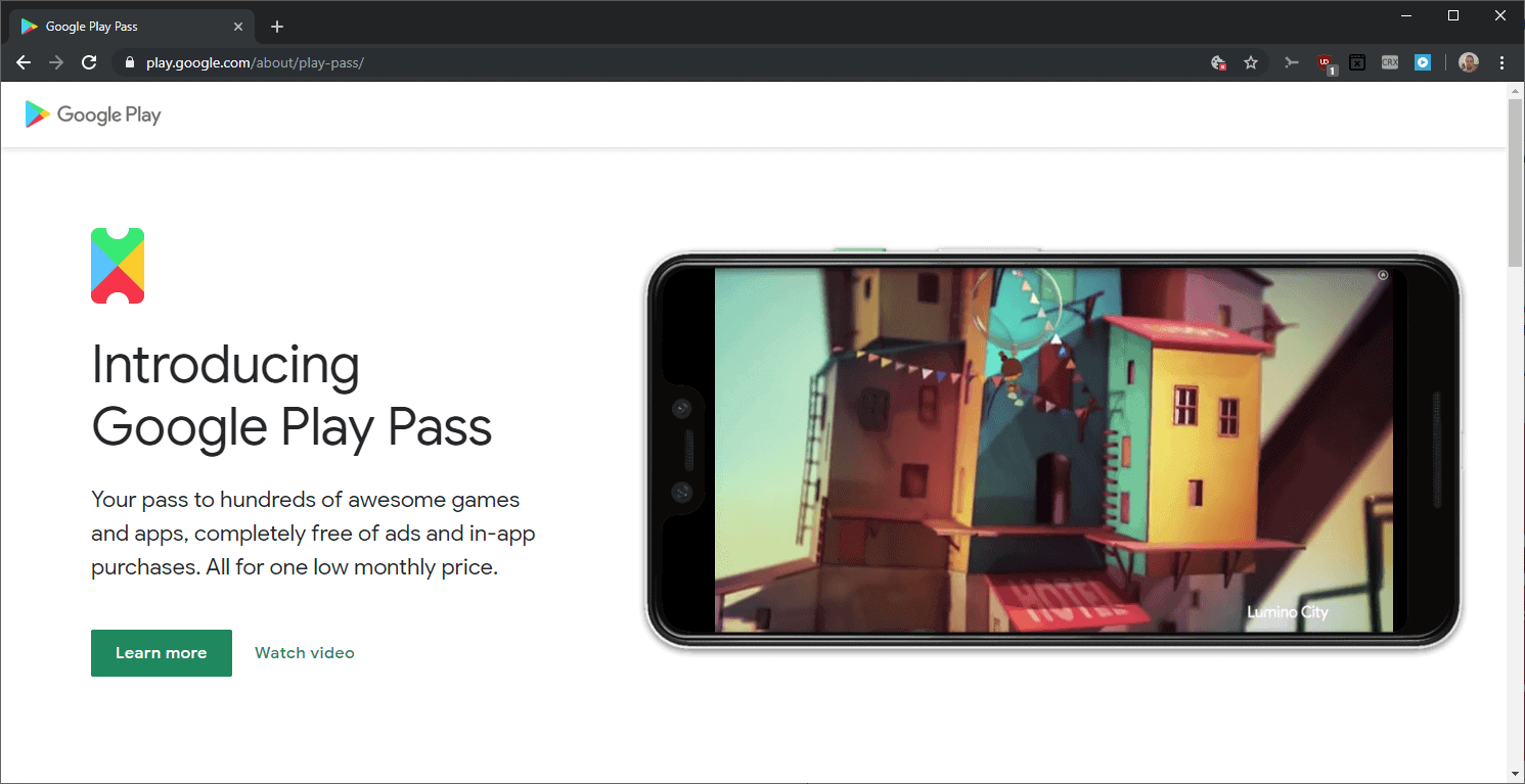Google Play Pass: the pros and cons - gHacks Tech News