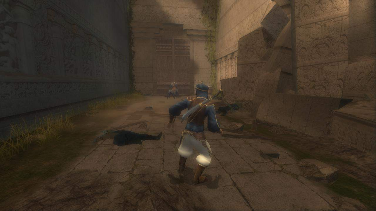 Game Widescreener example prince of persia resolution 2
