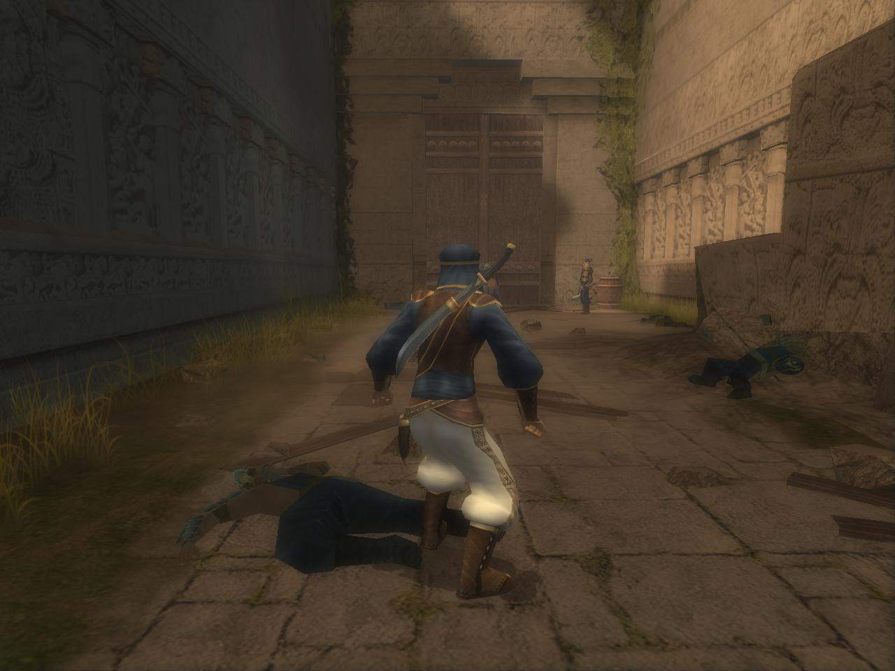 Game Widescreener example prince of persia resolution
