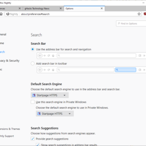 firefox private browsing search engine