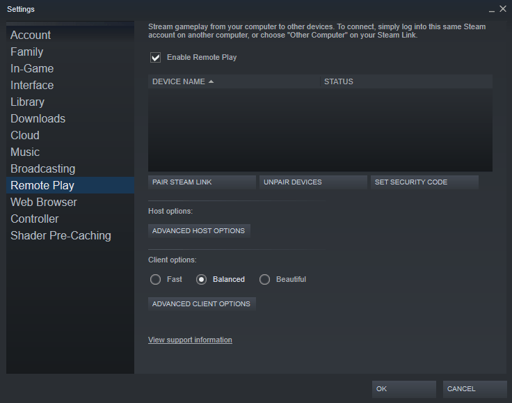 Steam Remote Play Together Lands In Beta, Join In Now