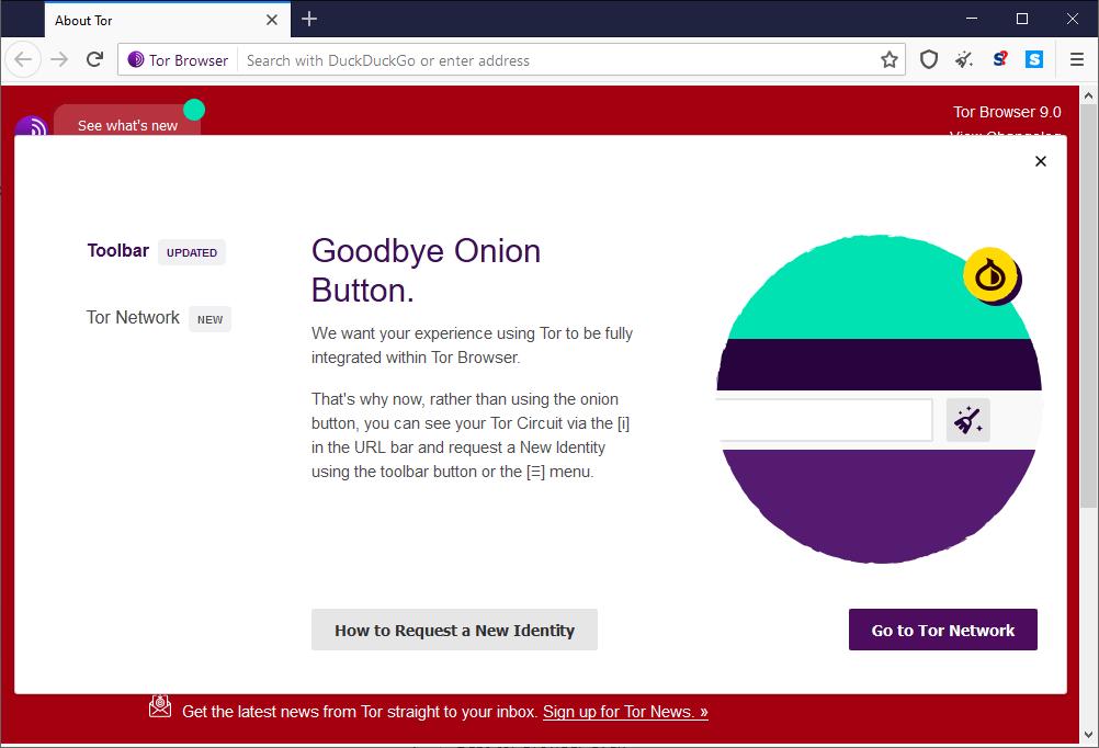 tor browser 9