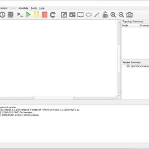 GNS3 Windows Client