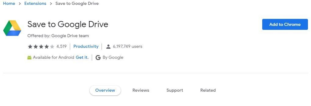 Google Chrome extension reviews