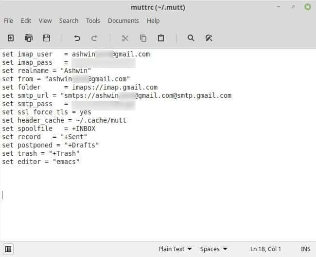 Mutt is a command line email app for Linux and here's how to set it up
