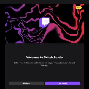 twitch studio beta windows