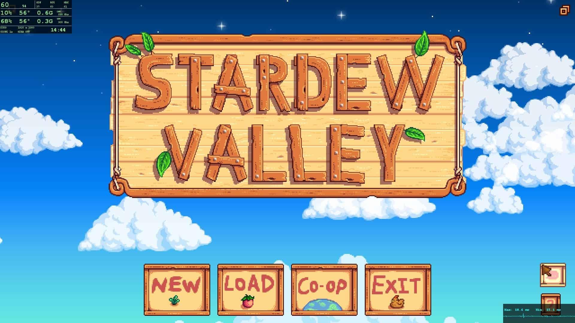AgaueEye game overlay - graphics