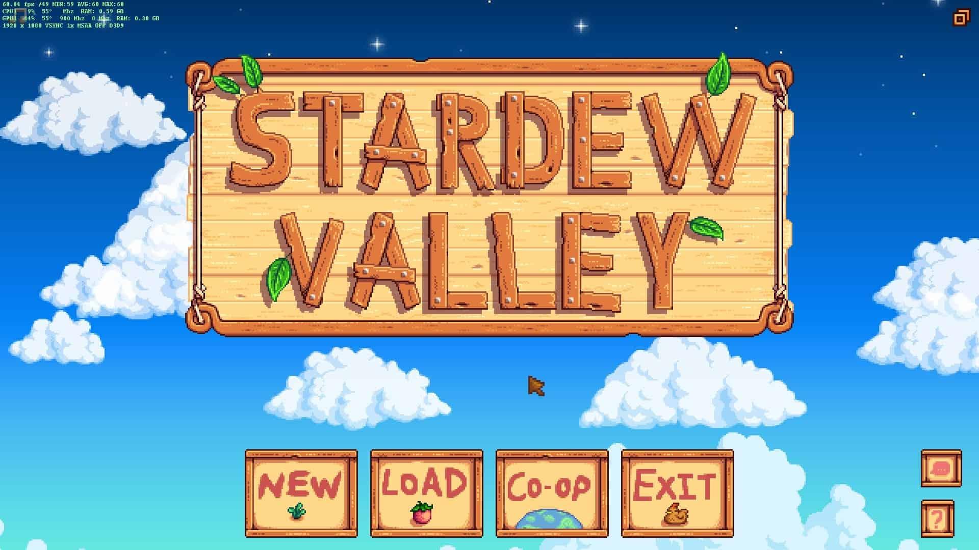 AgaueEye game overlay - text